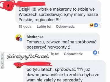 Prawdziwy patriota kupuje tylko polskie
