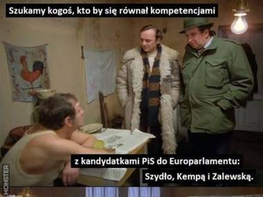 Stach Paluch i Zdzisław Dyrman też by się nadawali