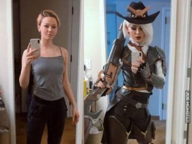 Mistrzyni cosplay'u