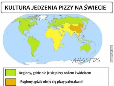 Pizza na świecie