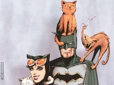 Batman w związku z kociarą