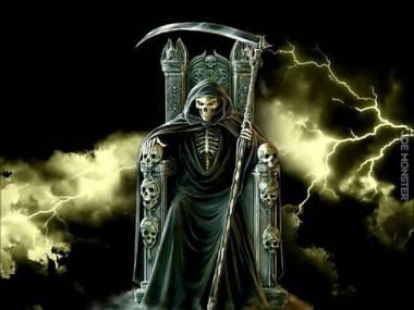 Śmierć na tronie