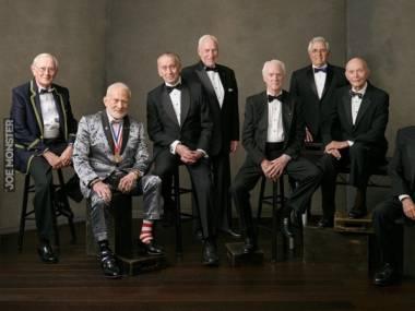 Wszyscy żyjący kosmonauci z programu Apollo, którzy byli na ksieżycu