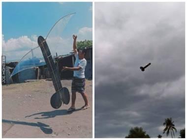 Pomysł na obrazobuczy latawiec