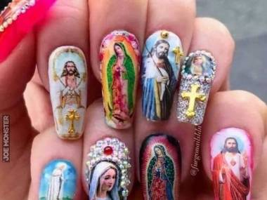 W stylu religijnym