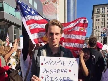 Protest w słusznej sprawie