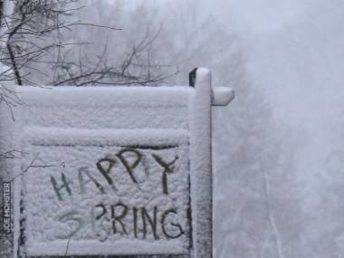 Dobrze, że już wiosna
