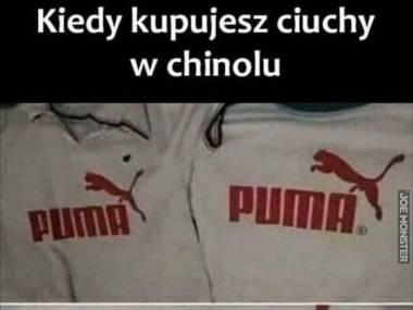 Puma Made in China