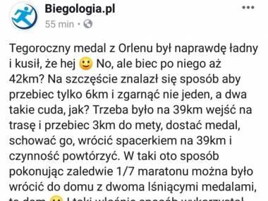 Janusz maratonów
