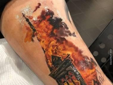 Ostatnio modne tatuaże