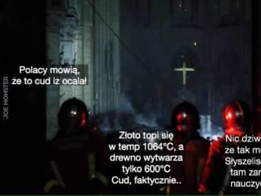Historia krzyża z Notre Dame