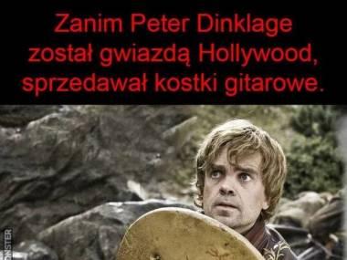 Zanim Tyrion stał się celebrytą