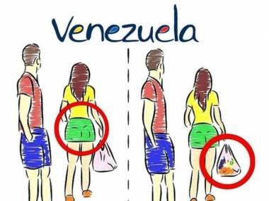 Wenezuela 20 years challenge