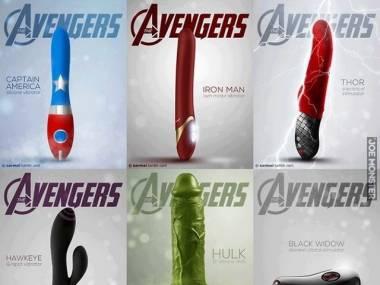 Wybierz swojego superbohatera