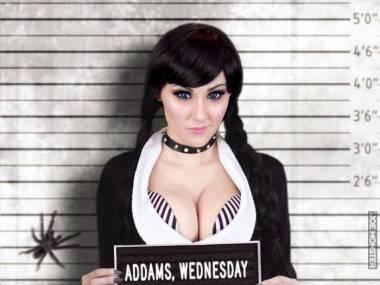 Wednesday skończyła w kryminale