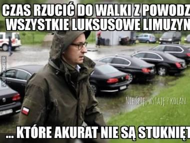 Morawiecki na ratunek!