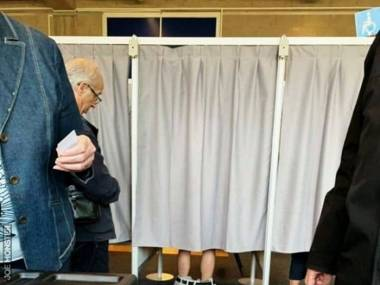 Głosowanie w Słupsku