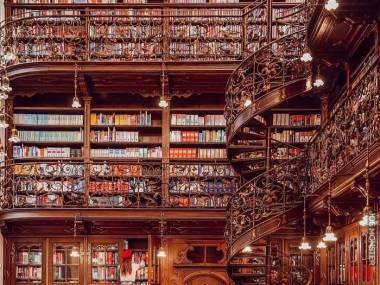 Niezwykła biblioteka w Monachium