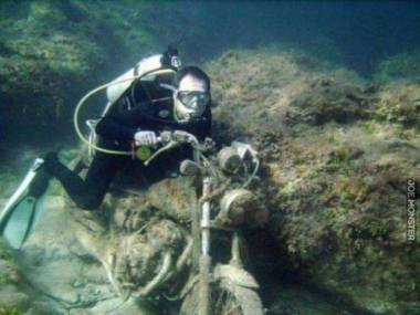 Król podwodnych szos