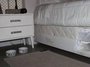 Łóżko z miejscem dla pupila