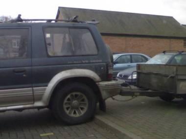 Poprawnie, czy niepoprawnie zaparkował?