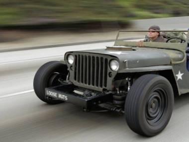 Lowrider Jeep