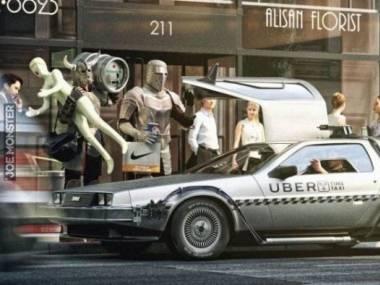 Uber do przyszłości