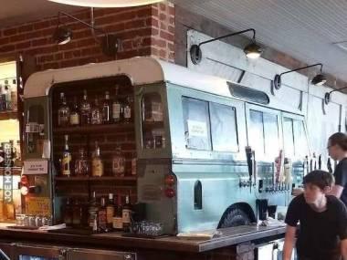 Bar w Roverze