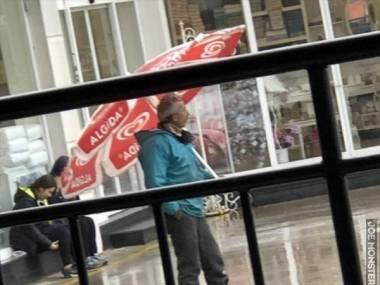 Markowy parasol