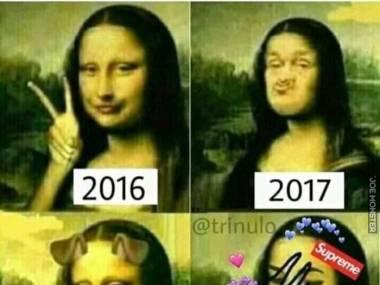 Ewolucja selfie na przestrzeni lat