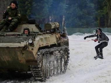 Rosyjski snowboard