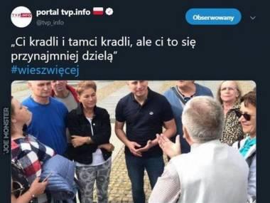 Przypomnijmy, że mieszkańcy Węgrowa to przypadkiem lokalni działacze PIS