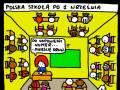 Szkoła z (liczną) klasą