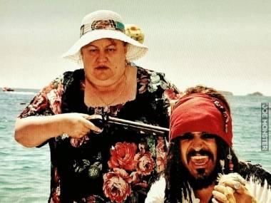 Jack Sparrow w końcu schwytany