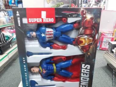 Potwierdzone - w najnowszych Avengersach Marvel i DC połączą siły