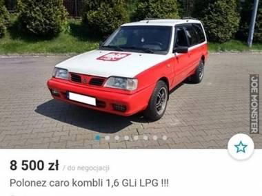Prawilny polski samochód