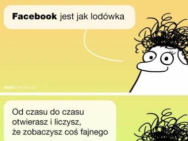 Facebook vs lodówka
