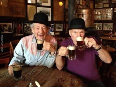 Starsi panowie dwaj