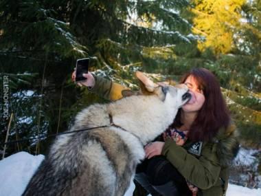 Daj buziaka, a nie jakieś selfie