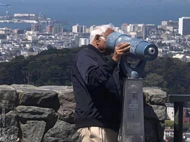 Jakiś wadliwy ten teleskop