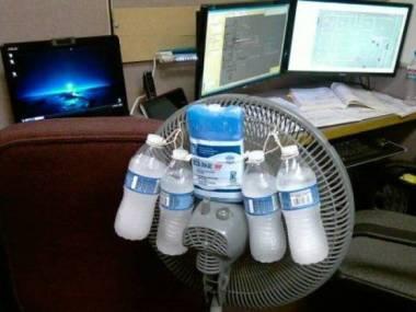 Sposób na odrobinę ochłody