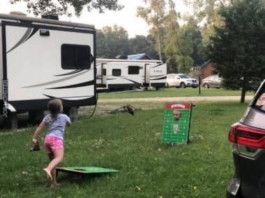 Zabawy dzieci bez internetu