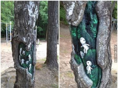Leśne duszki