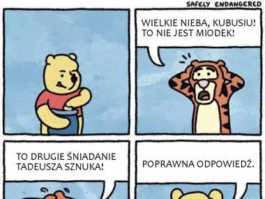16 lipca 76 lat skończył Tadeusz Sznuk. 100 lat!